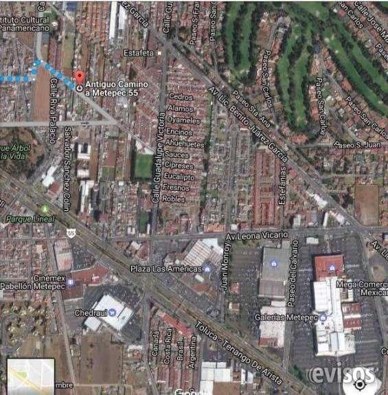Atencion inversionistas venta de terreno en metepec
