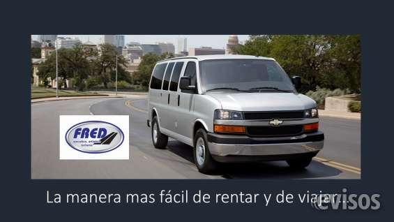 Fotos de Renta de camionetas pasajeros 3
