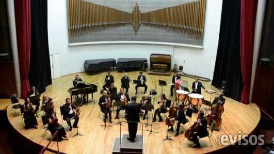 Ensamble sinfónico conciertós y eventos de gala