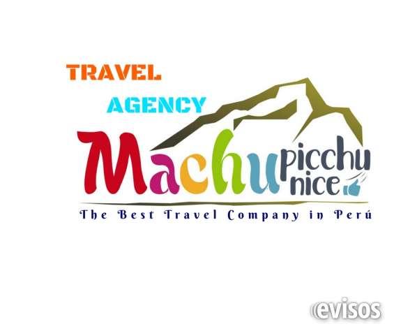Realizamos viajes a machupicchu