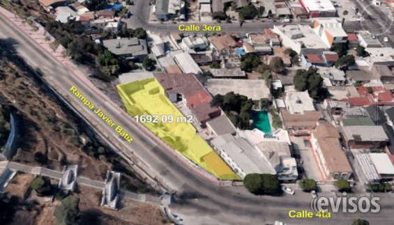 Terreno en colonia altamira tijuana