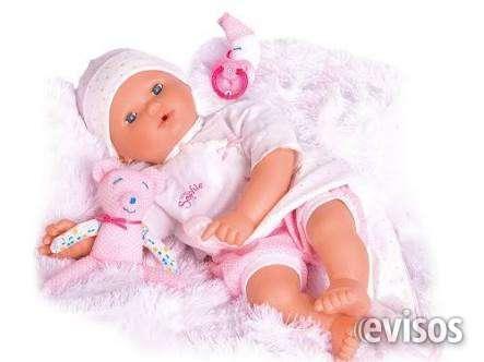 Trabaja en casa juguetes y muñecas