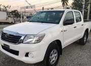 Rematemacal pone en venta Toyota Hilux 2014
