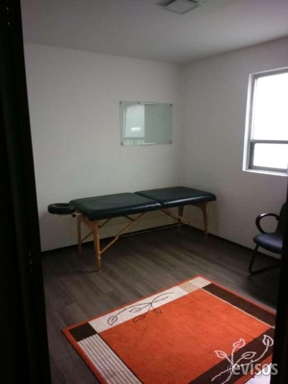 Renta de espacios para oficinas o consultorios