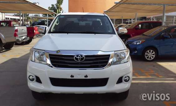 Toyota hilux srv 4x4 inpecable