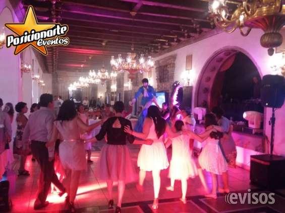 Paquetes y shows para animar tu evento, xv años, boda, fiesta: zanqueros, bailarinas