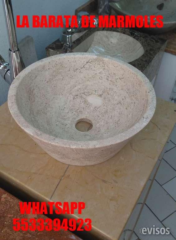 !! lavabos en marmol a tan solo $499.00 !!
