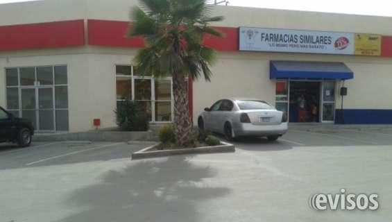 Venta de plaza comercial en tijuana