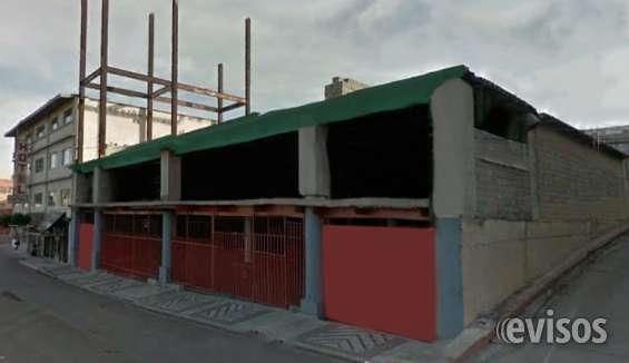 Venta de edificio en zona centro tijuana