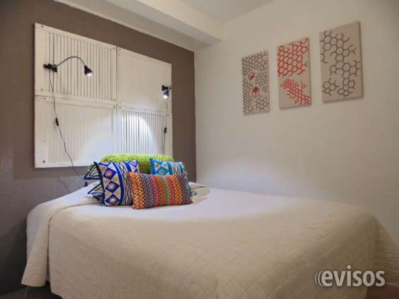 Aparta hotel, con cocineta, refri y sala? 2 recamaras $1,750/noche