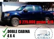 Ford f-150 xl 2010 4x4 ventas de camionetas baratas méxico