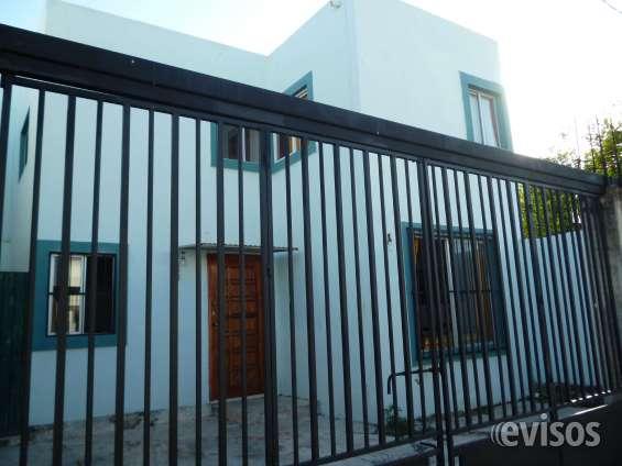 Fracc. pensiones casa amueblada de 3 habitaciones en renta