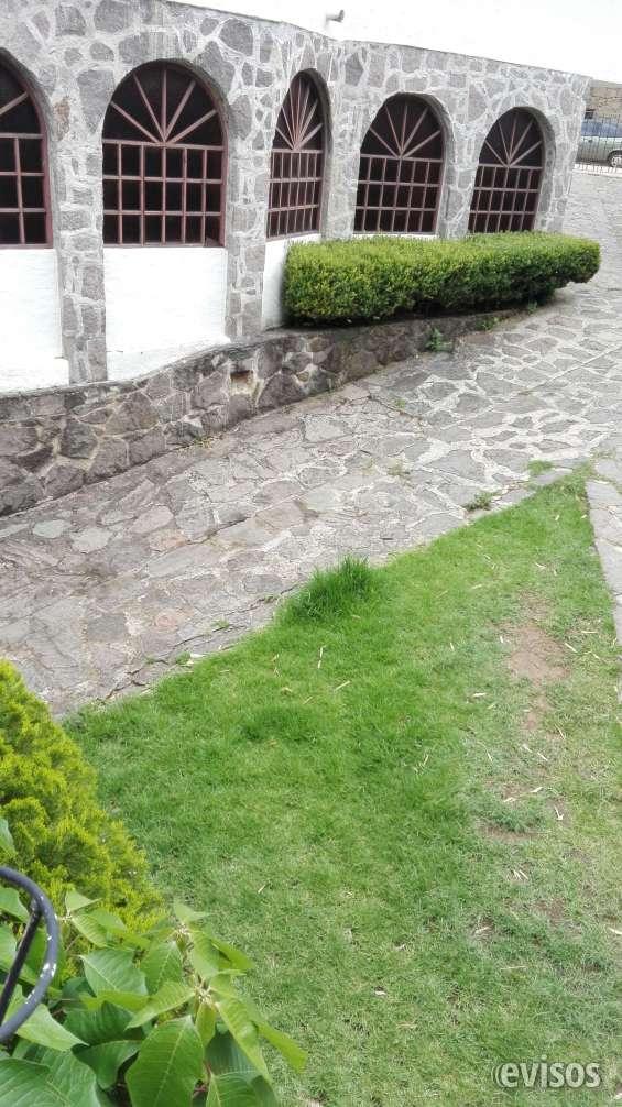 Casita con jardín a unos pasos de la peña