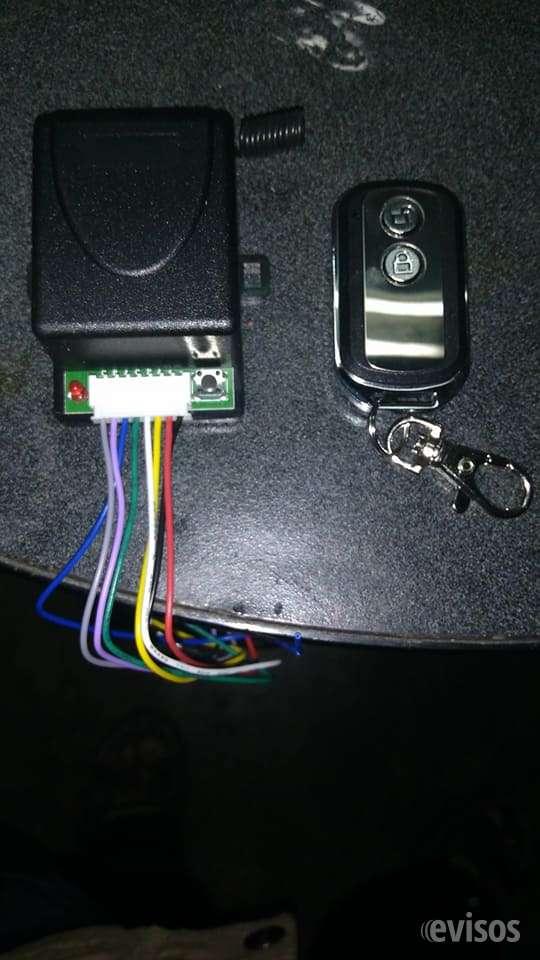 Control remoto transmisión para chapa electrica