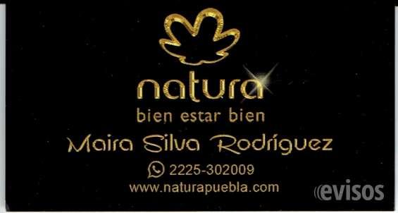 Cosmeticos natura puebla