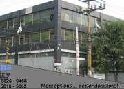 Edificio en renta/ venta Azcapotzalco