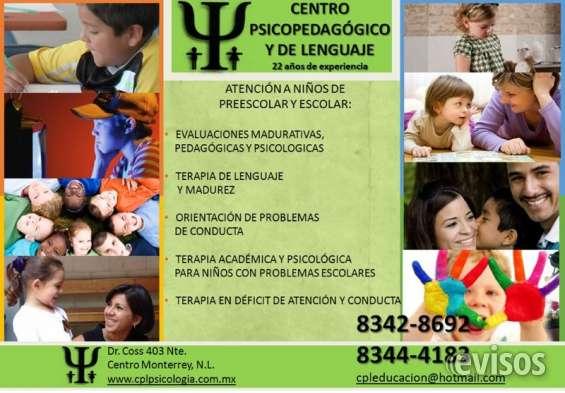 Terapia para niños cpl