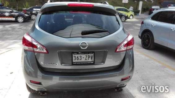 Nissan murano del año 2015