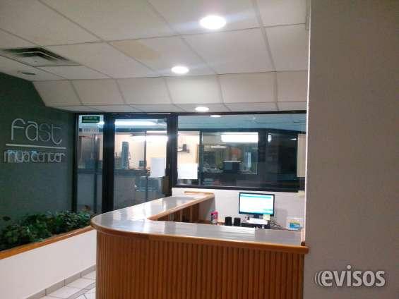 Oficinas fisicas con nosotros