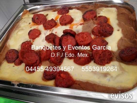 Cazuelas de guisados. banquetes a domicilio. en México - Eventos ... 44c6f98639d35