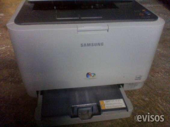 Impresora laser de color, samsung modelo clp-310, buenas condiciones