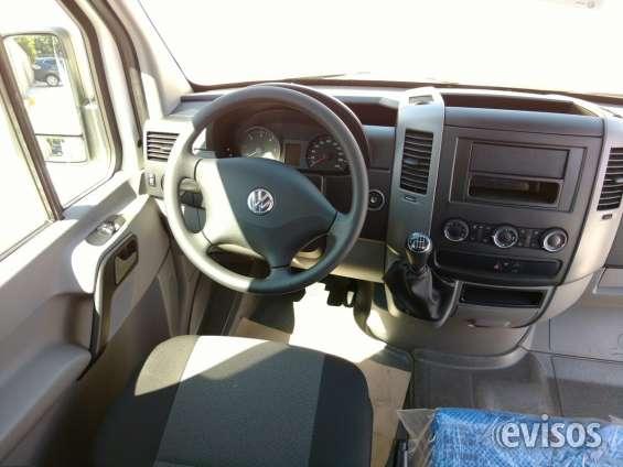Volkswagen Crafter De Pasajeros En Guadalajara