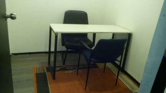 Rento pequeño despacho 2,500