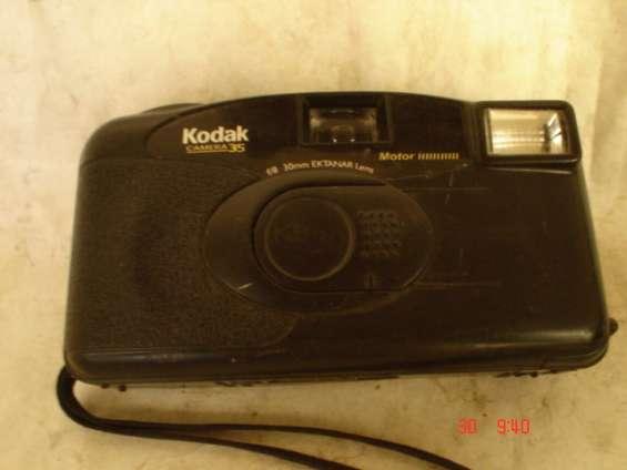 Cämara kodak kb20 coleccion 35mm motorizada