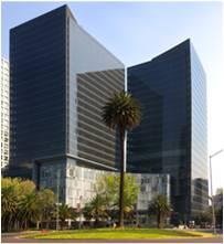 Renta de oficinas corporativas en paseo de la reforma, col. juárez