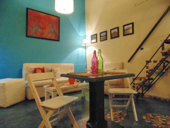 Suites amuebladas hasta para 4 personas, cerca de portal san angel