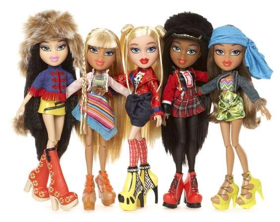 Bratz muñecas selecciona empaca por pieza ¡¡¡urge!!!