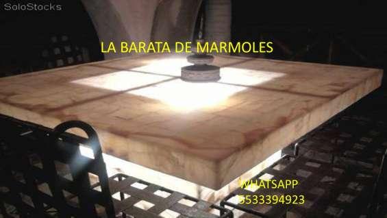 !!! comedores magnificos en mármol y onix !!!