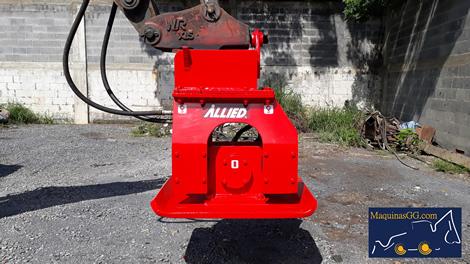 Compactador hidráulico allied