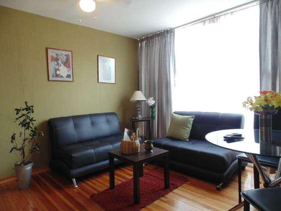 Suites con todos los servicios en el sur de la cdmx