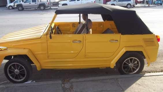 Lona para safari en material convertible americano