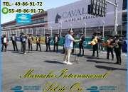 Mariachis en Azcapotzalco T. 4986-9172 Serenatas en AZCAPOTZALCO