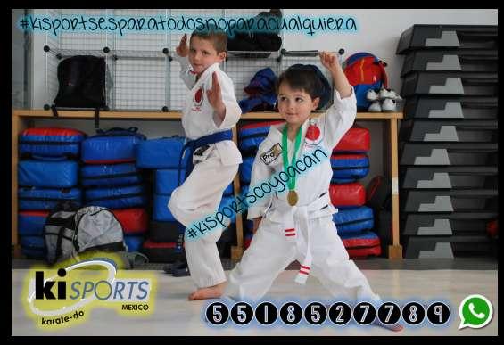 Karate ki sports coyoacan