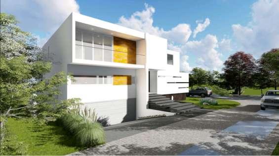 Pre-venta magnifica residencia en reserva real, zapopan
