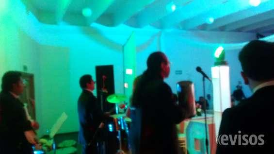 Grupos musicales en el df versatil mirabo