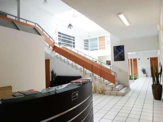 En jalisco arrendamiento de oficinas amuebladas al mas bajo costo