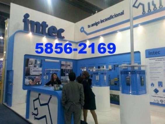Intec-interfonos refacciones y servicio