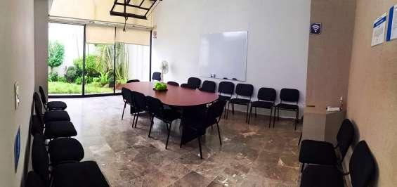 Oficina amueblada sala de juntas y oficinas virtuales