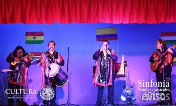 Musica latinoamericana grupo sol america