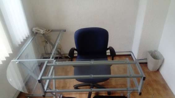 Oficina fisica amueblada en renta todos los servicios del parque