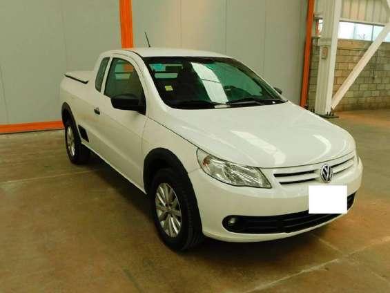 Volkswagen saveiro año: 2013