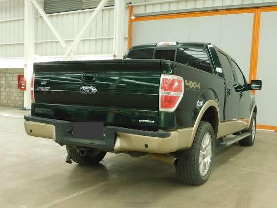 Ford f150 02 unidades 2012