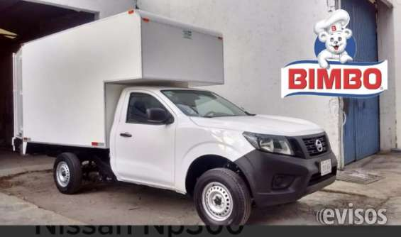 Nissan np300 caja seca