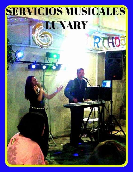 Tecladista (dueto) para fiestas tels:5573807328