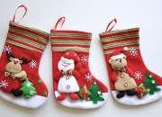 Elabora decora bota navideña por temporada ¡¡urge!!