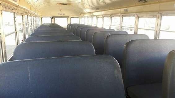 48 pasajeros le caben